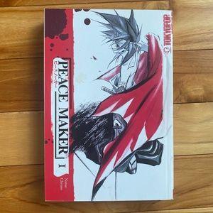 Peacemaker Volume 1 Manga Tokyopop Graphic Novel